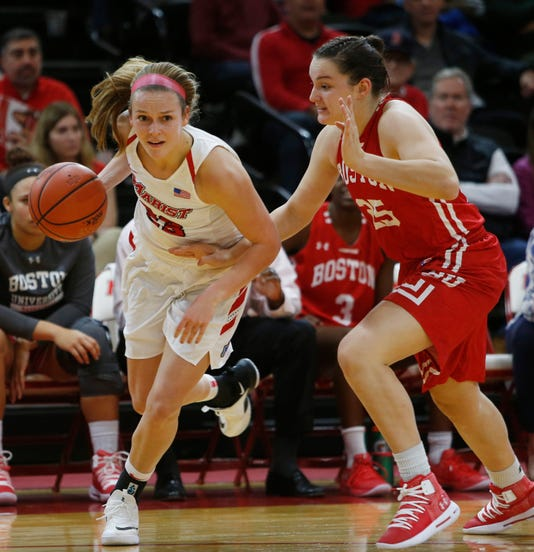 Marist Women S Basketball Vs Boston University