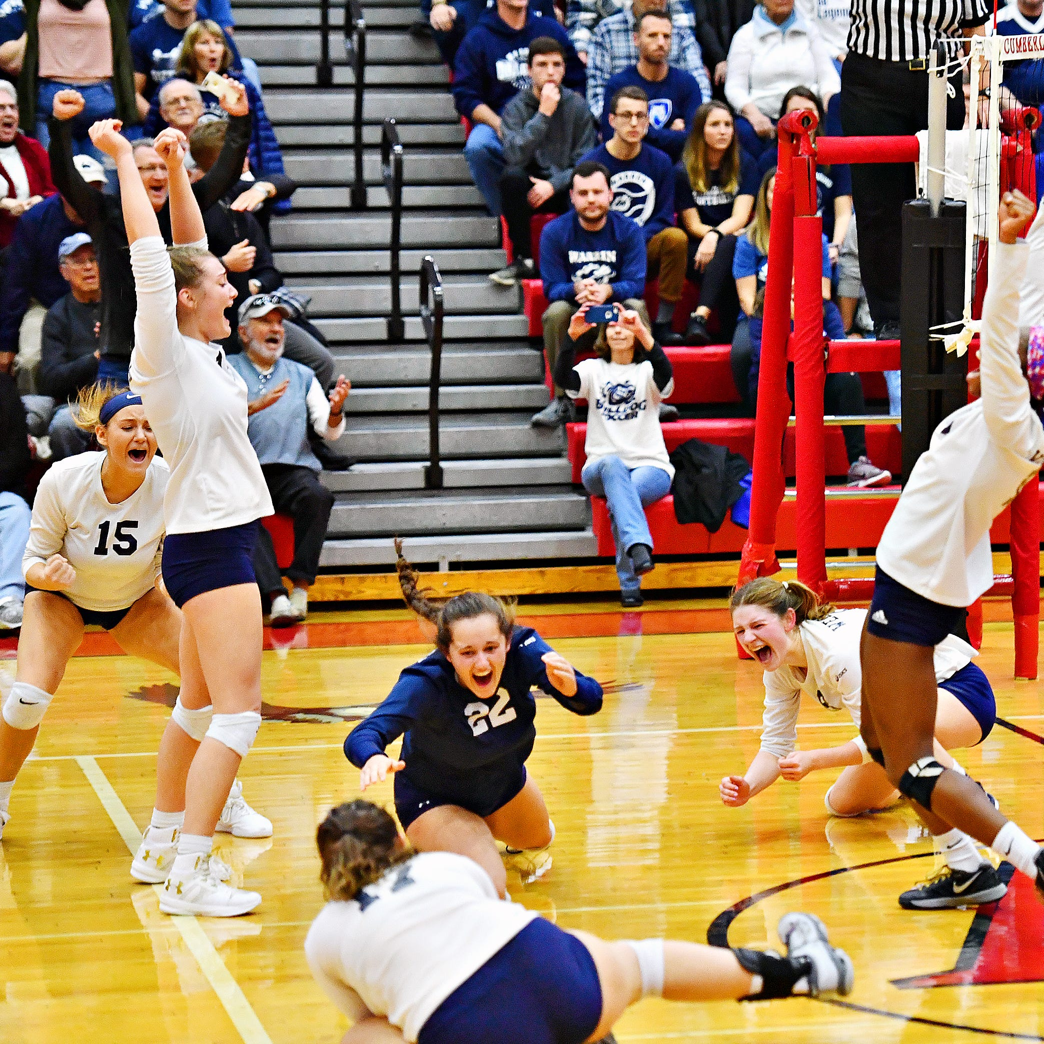 West York High captures its first-ever state girls' volleyball championship with 3-0 sweep