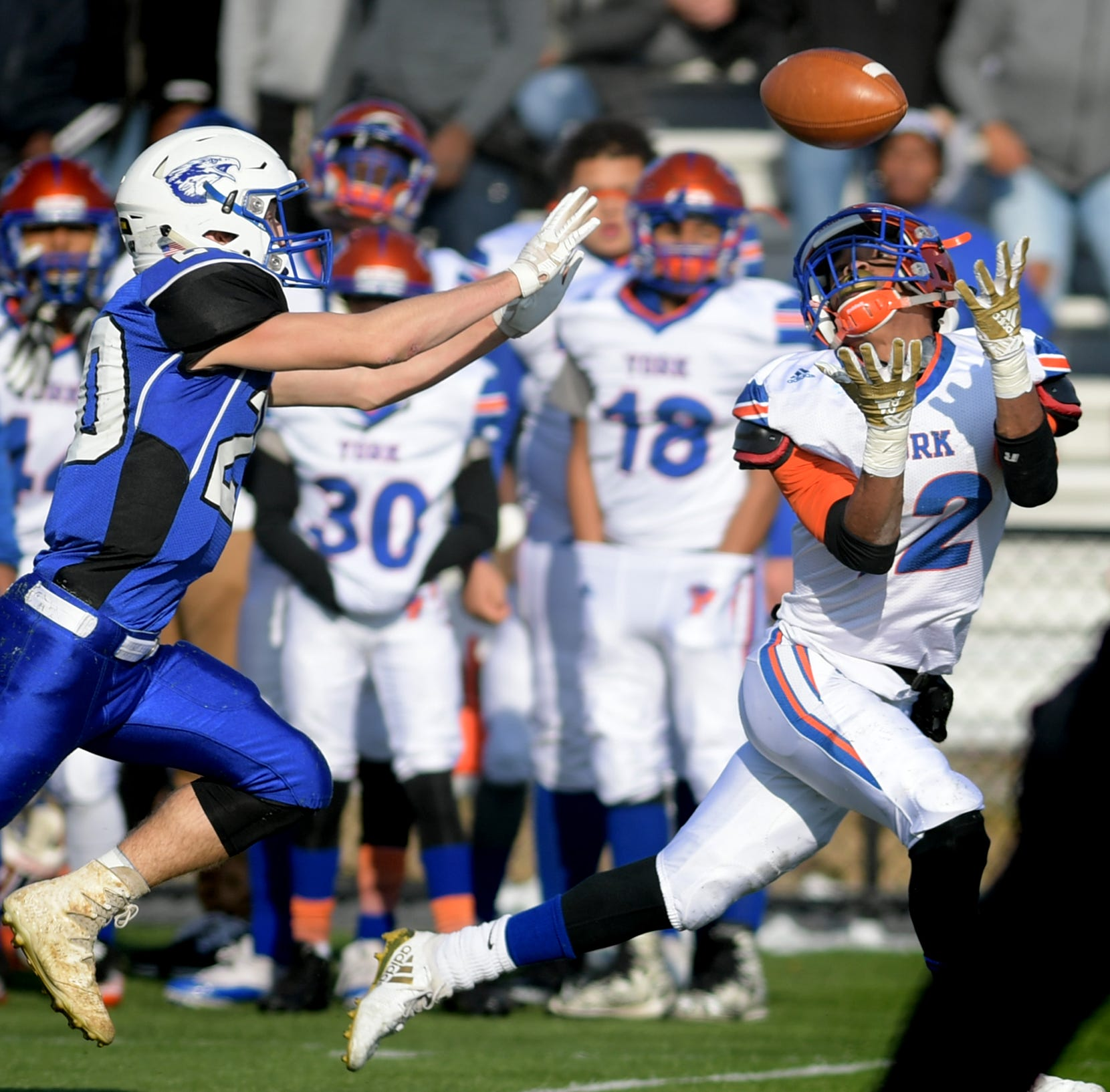 Cocalico runs over York High for District 3 Class 5-A playoff victory