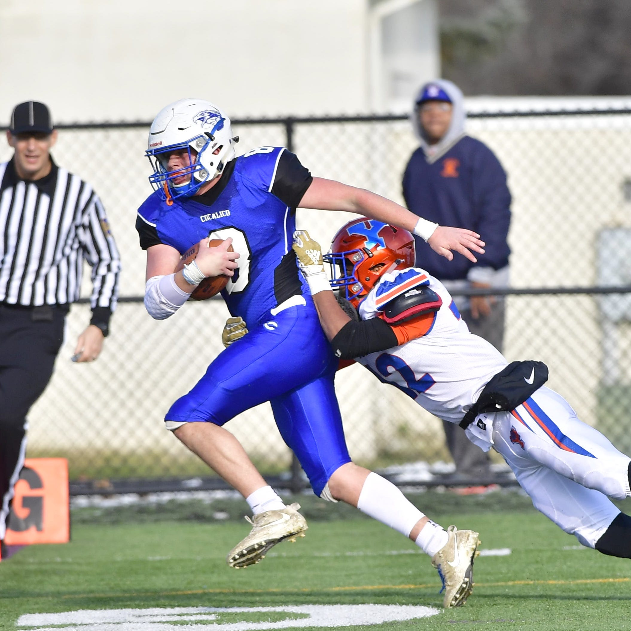 Cocalico rules second half to end York High's outstanding season in District 3 semifinals
