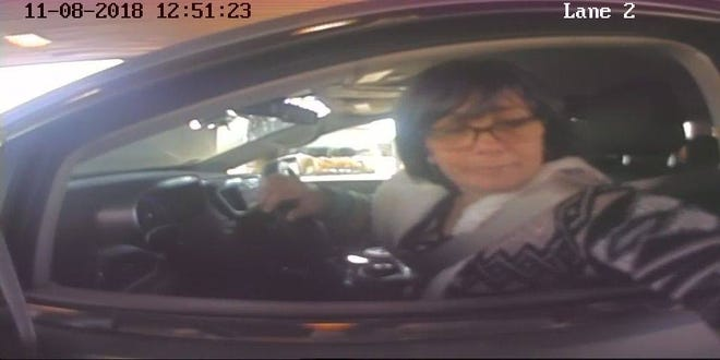 The Springettsbury Township Police Department is looking for this women who they say committed fraud and identity theft in New Cumberland.