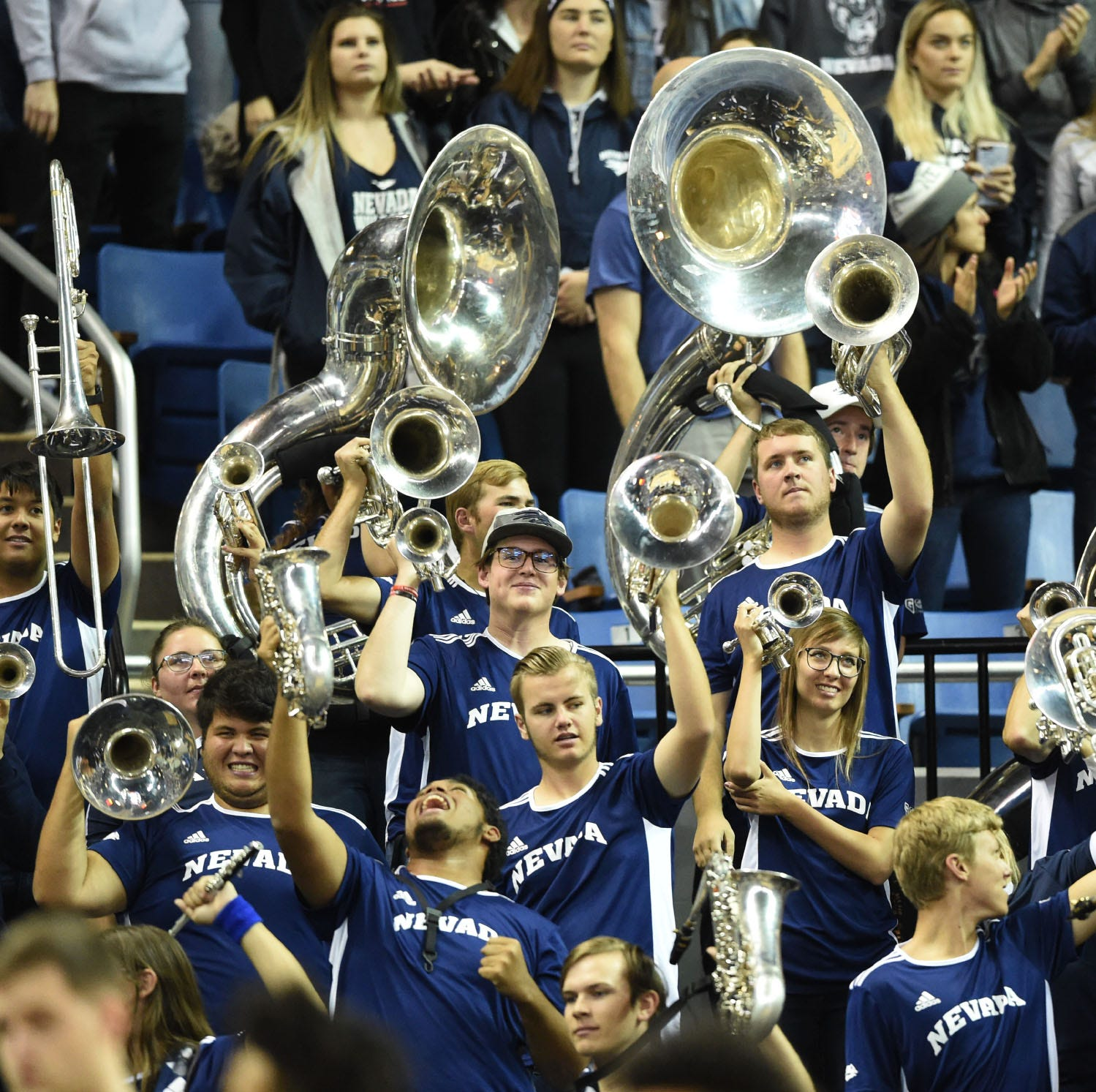 Wolf Pack's road warriors (finally) play again at Lawlor Events Center