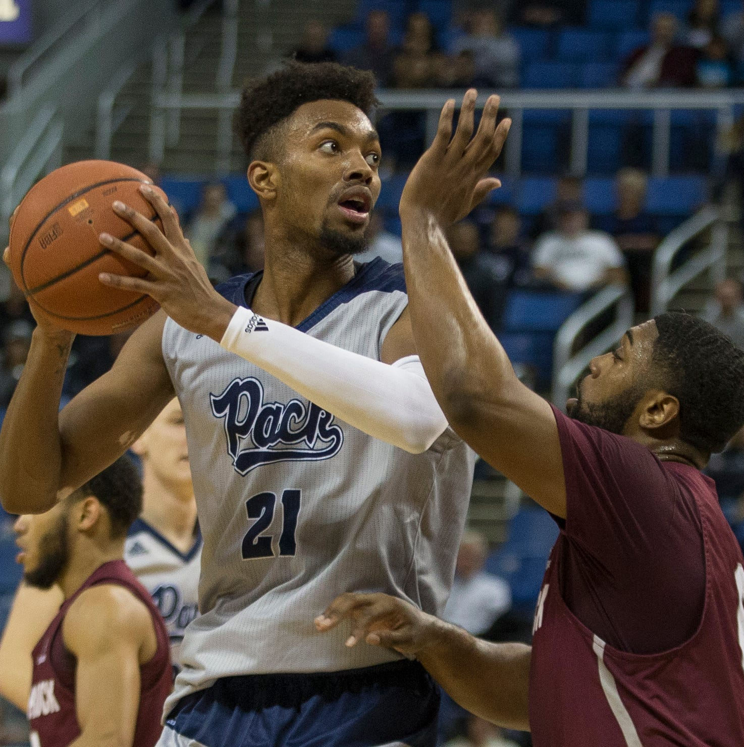 Nevada basketball center Jordan Brown joins Jazz Johnson, enters NCAA transfer portal