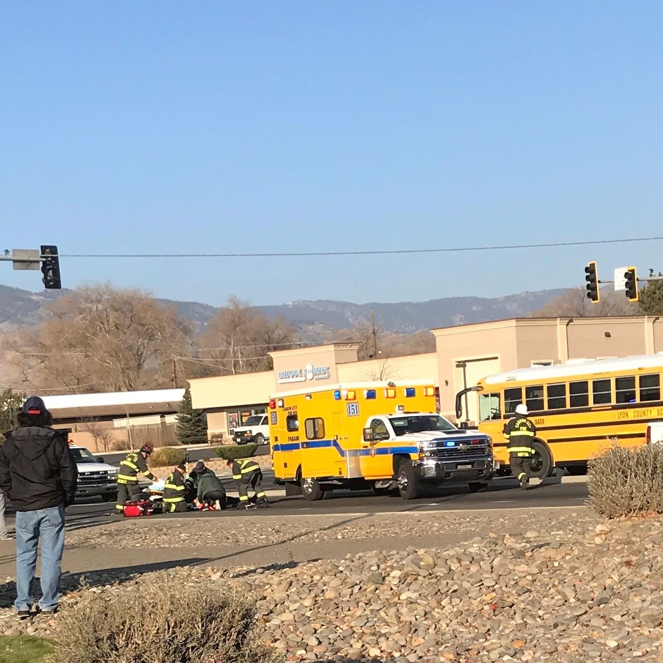NHP: Pedestrian dies after being hit by a vehicle in Carson City