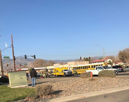 Fatal Crash In Carson City