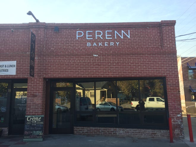 Perenn Bakery opened Nov. 17, 2018, in a storefront on Saint Lawrence Avenue in Midtown Reno. The owners of Butter & Salt catering own the bakery.