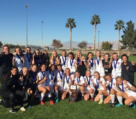 Truckee Soccer Girls
