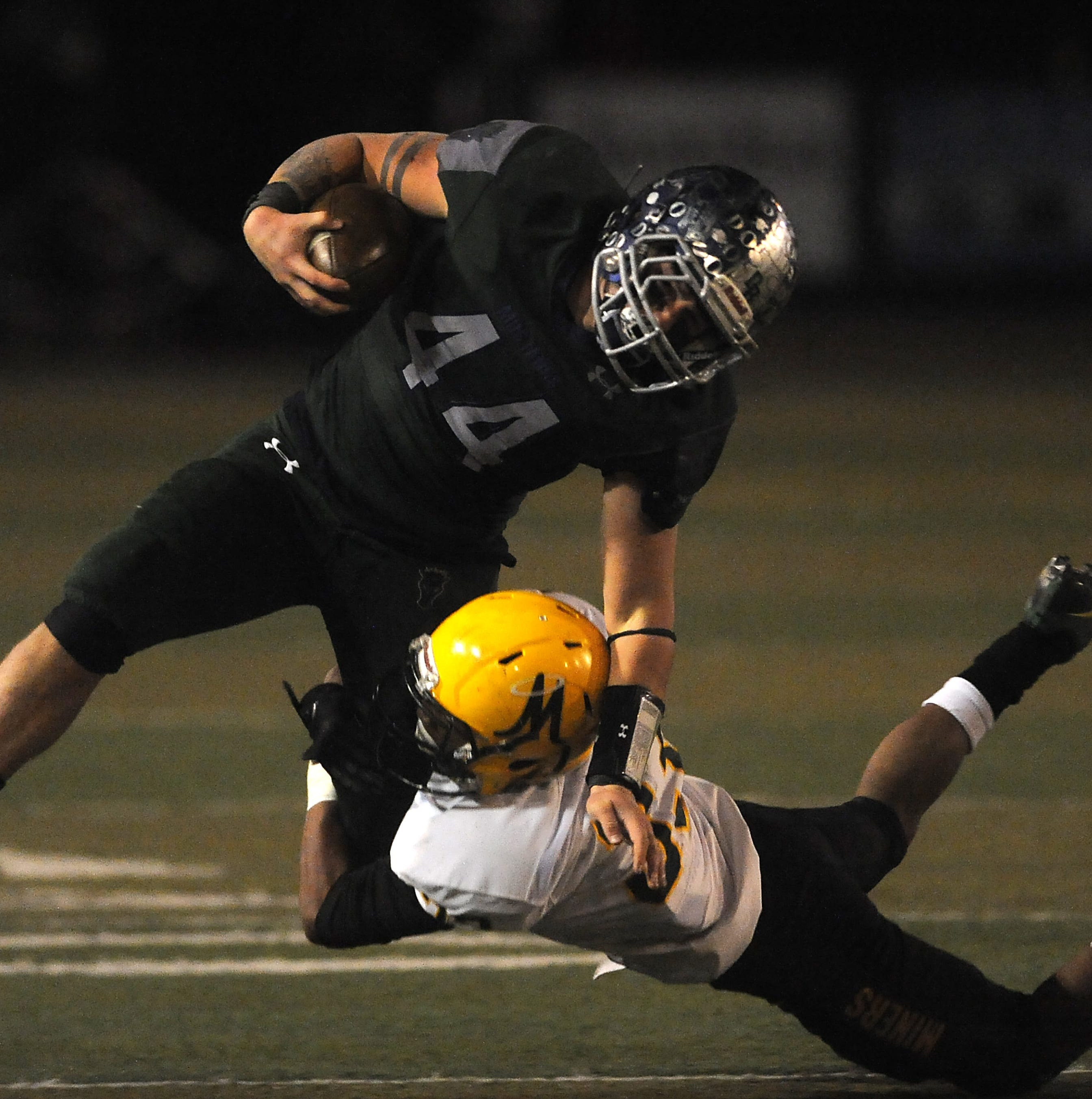 Bishop Manogue takes wild Northern 4A football championship