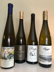 Experts say these Finger Lakes wines are  good choices for your Thanksgiving table.