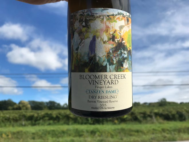 Bloomer Creek is known for its natural wines.
