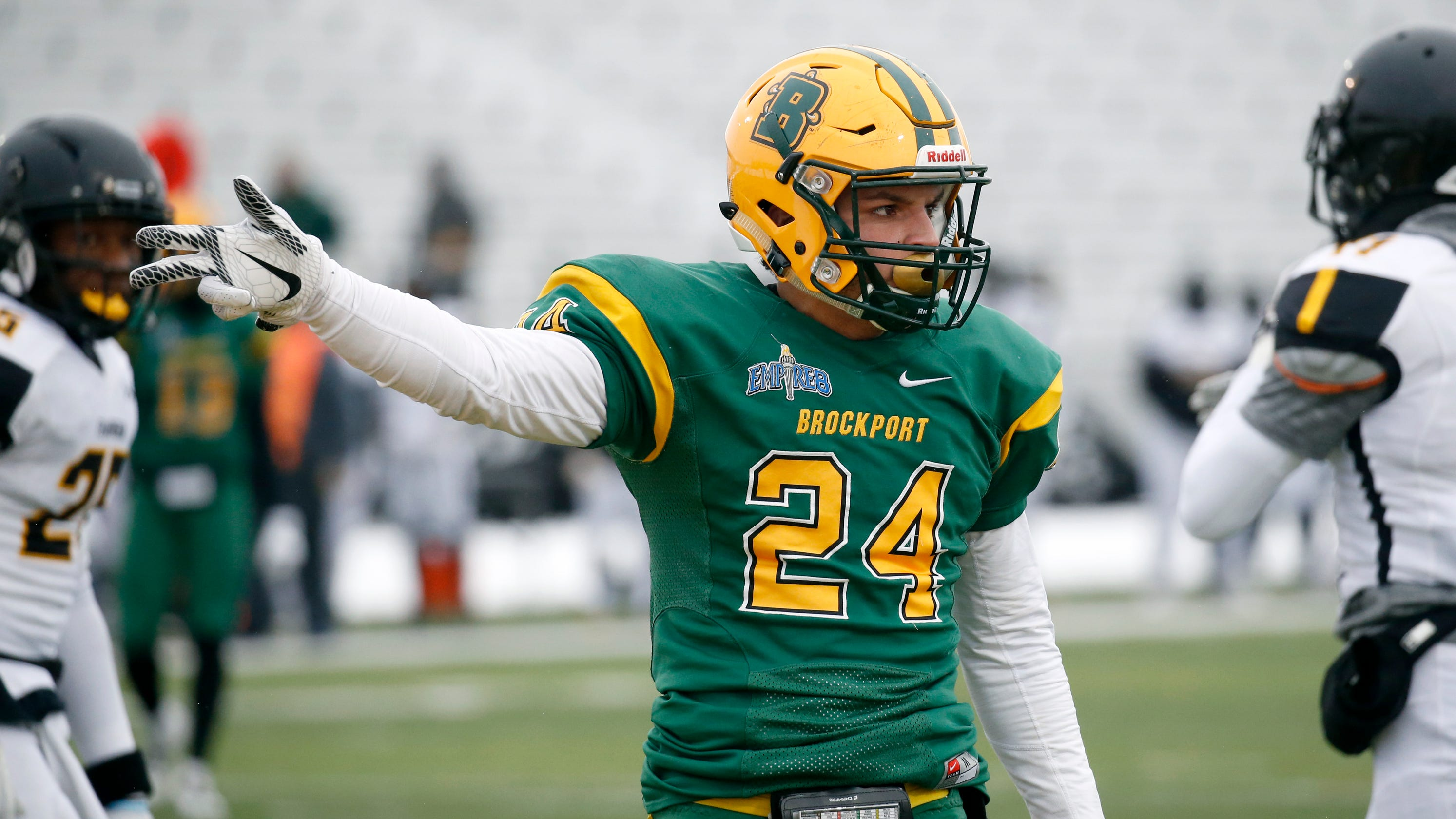 NCAA Division 3 football playoffs 2018: SUNY Brockport ...