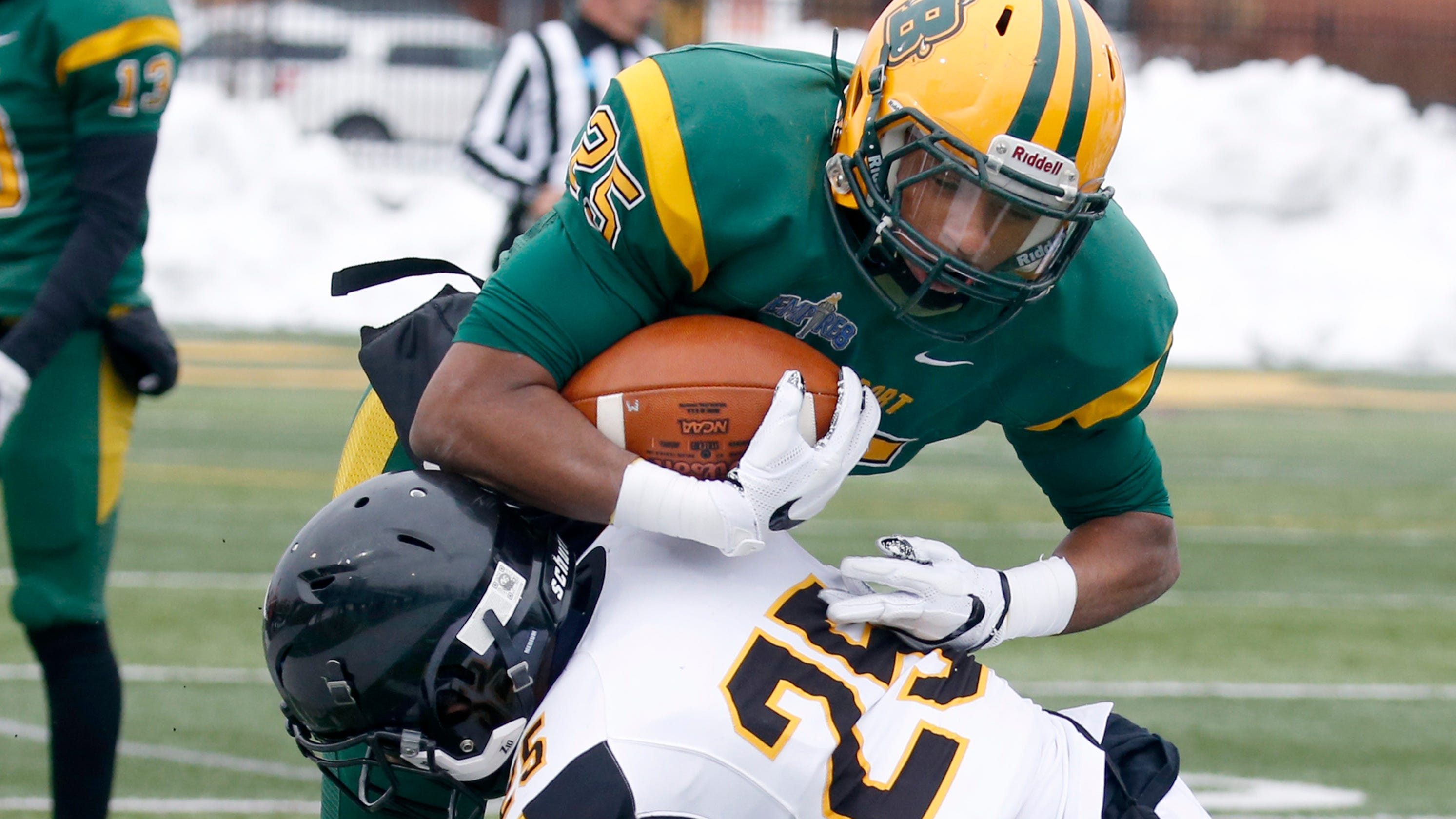 Brockport upset in second round of NCAA Division III ...