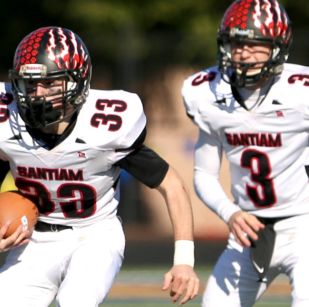 Santiam, St. Paul, Kennedy roll into football state championship games
