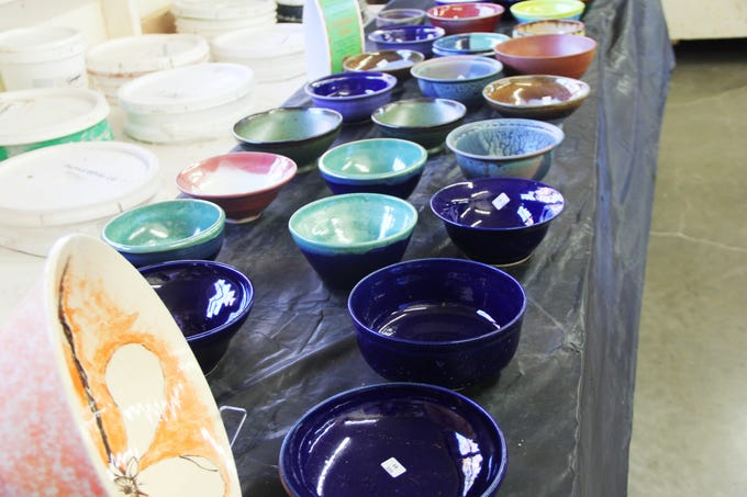 The 13th annual Empty Bowls fundraiser for the Marion Polk Food Share featuring about 1,200 pottery bowls and other items for sale, noon to 4 p.m. Sunday, Nov. 17, Willamette Art Center, located on the Oregon State Fairgrounds (enter through the Yellow Gate from Silverton Road). 503-365-3911.