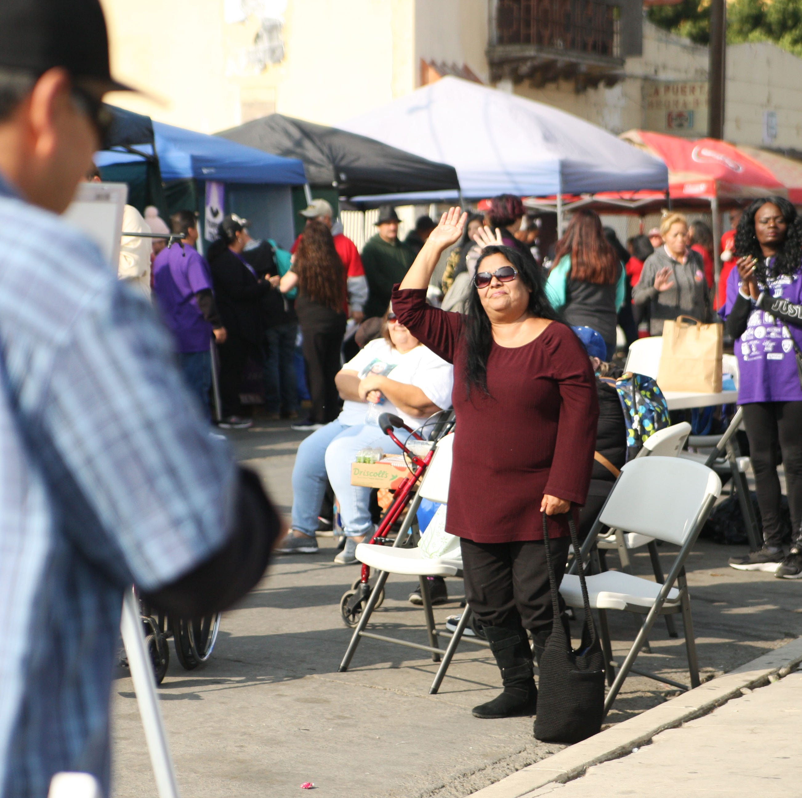 Chinatown block party homeless outreach integral to revitalization, community members say