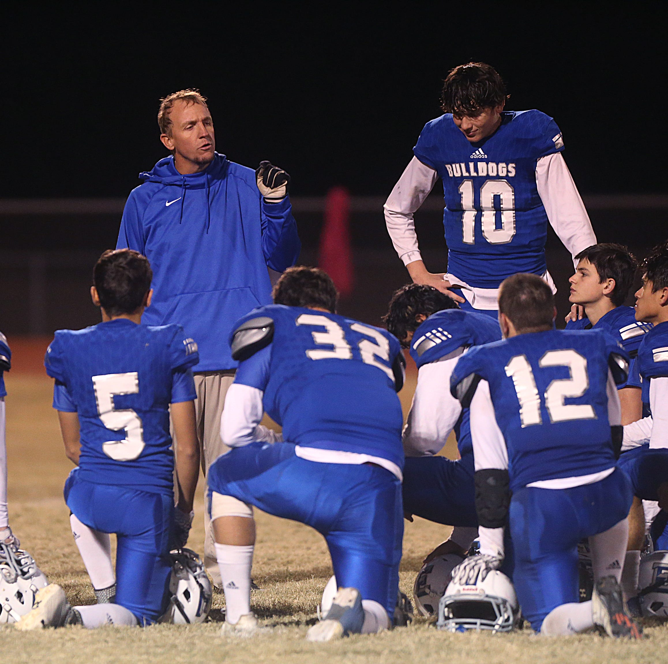 Eden looking for new football coach, athletic director