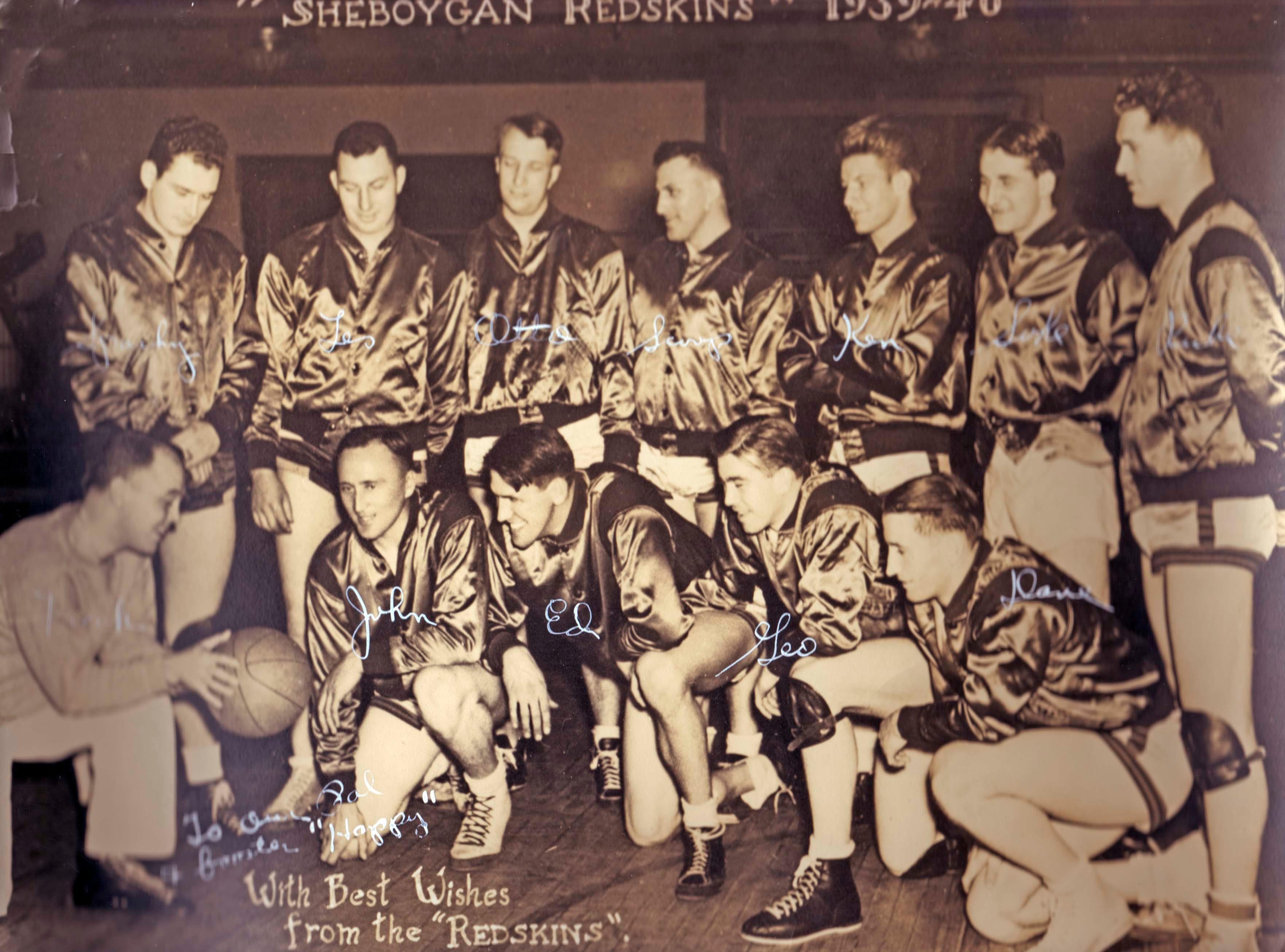 Sheboygan Redskins 1939-1940