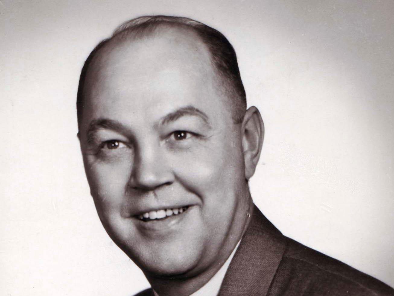 Sheboygan Redskins Coach Frank Zummach circa 1940