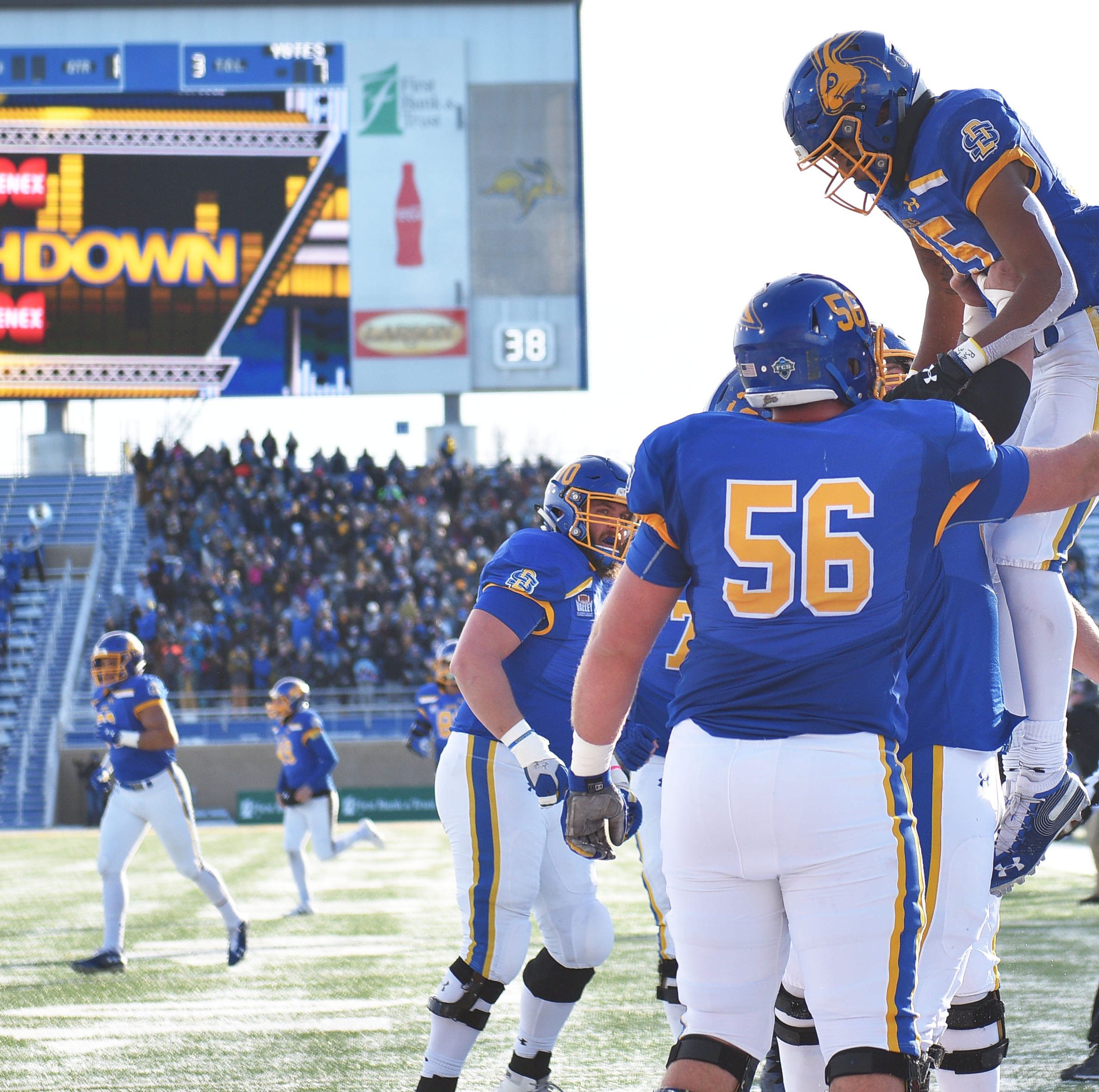 South Dakota State announces 2019 football schedule