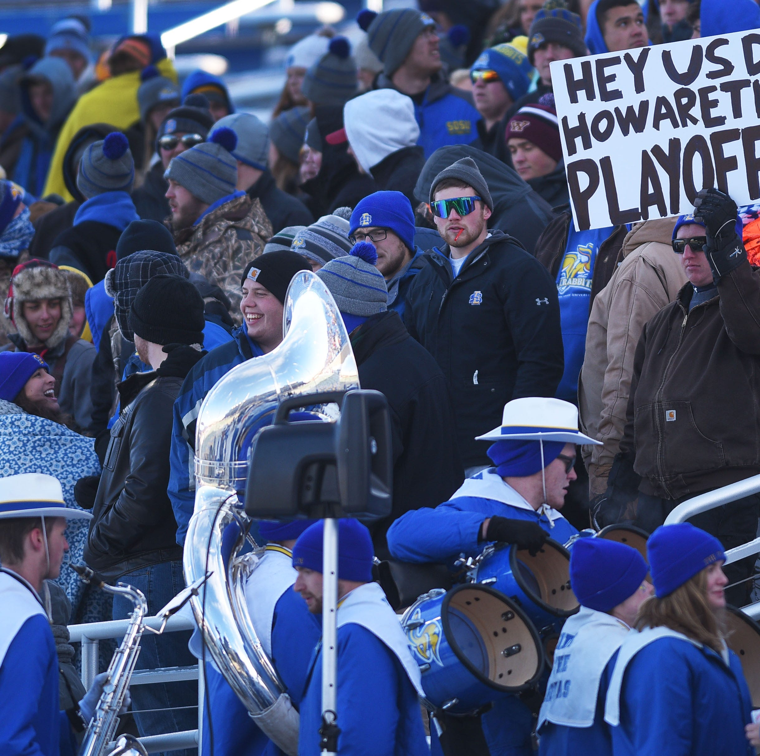 For SDSU Jackrabbits, a question: Who do you hate more — USD or NDSU?