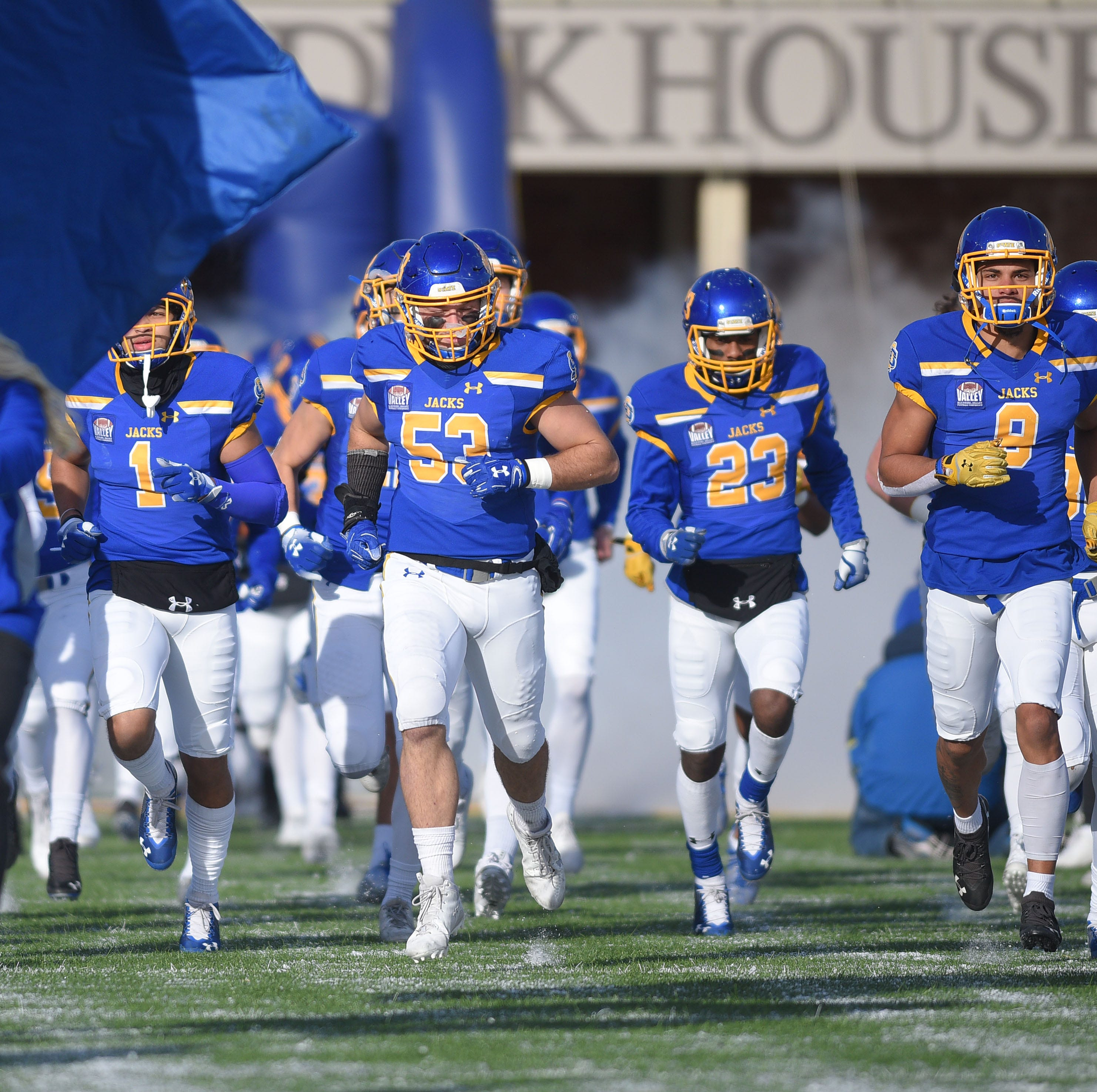 South Dakota State earns No. 5 seed in FCS playoffs
