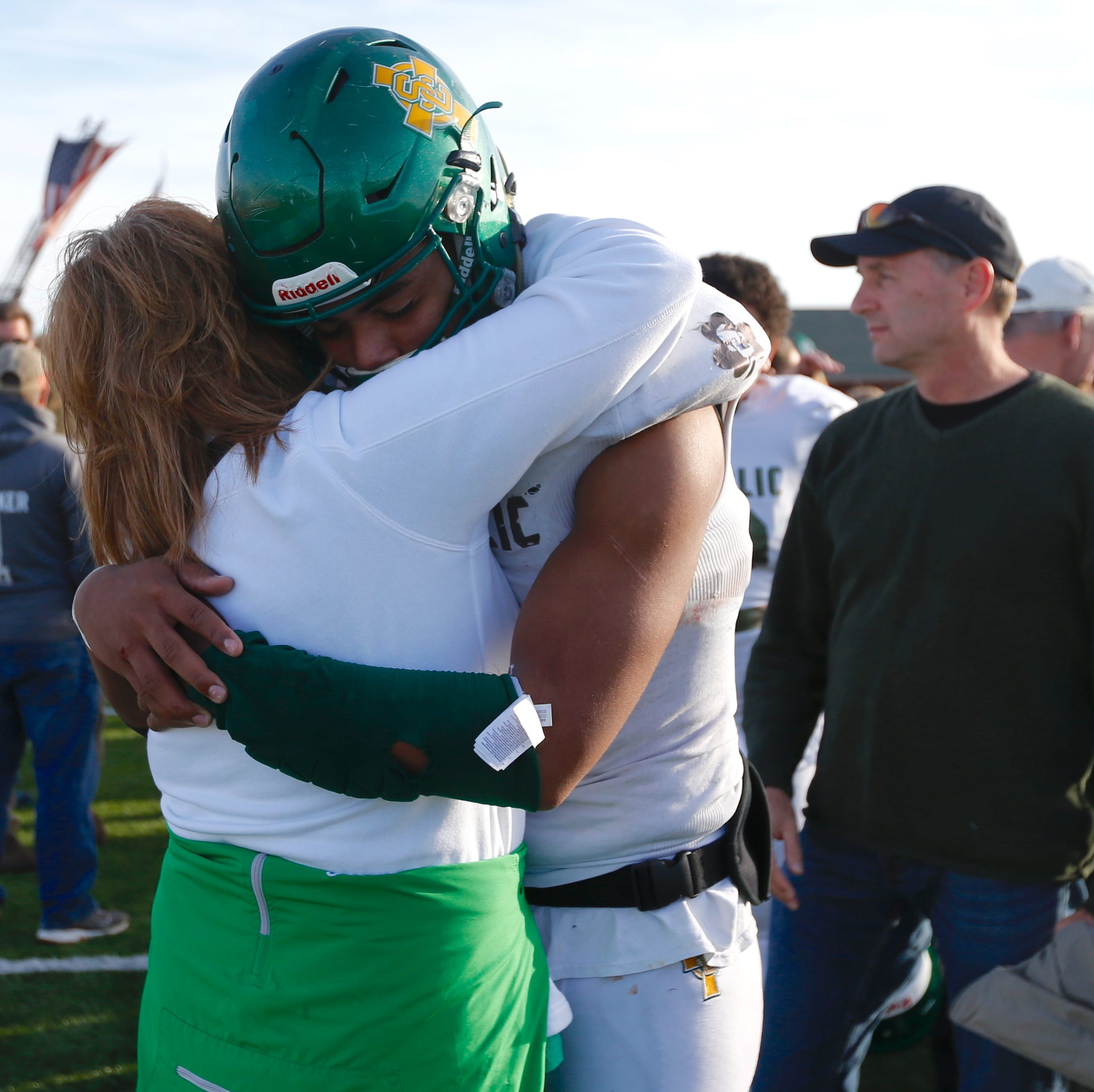 For Springfield Catholic's star seniors, the end is just the beginning