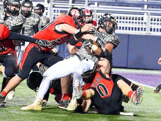 Buffalo Gap Vs East Rock Reg 2b Semifinals