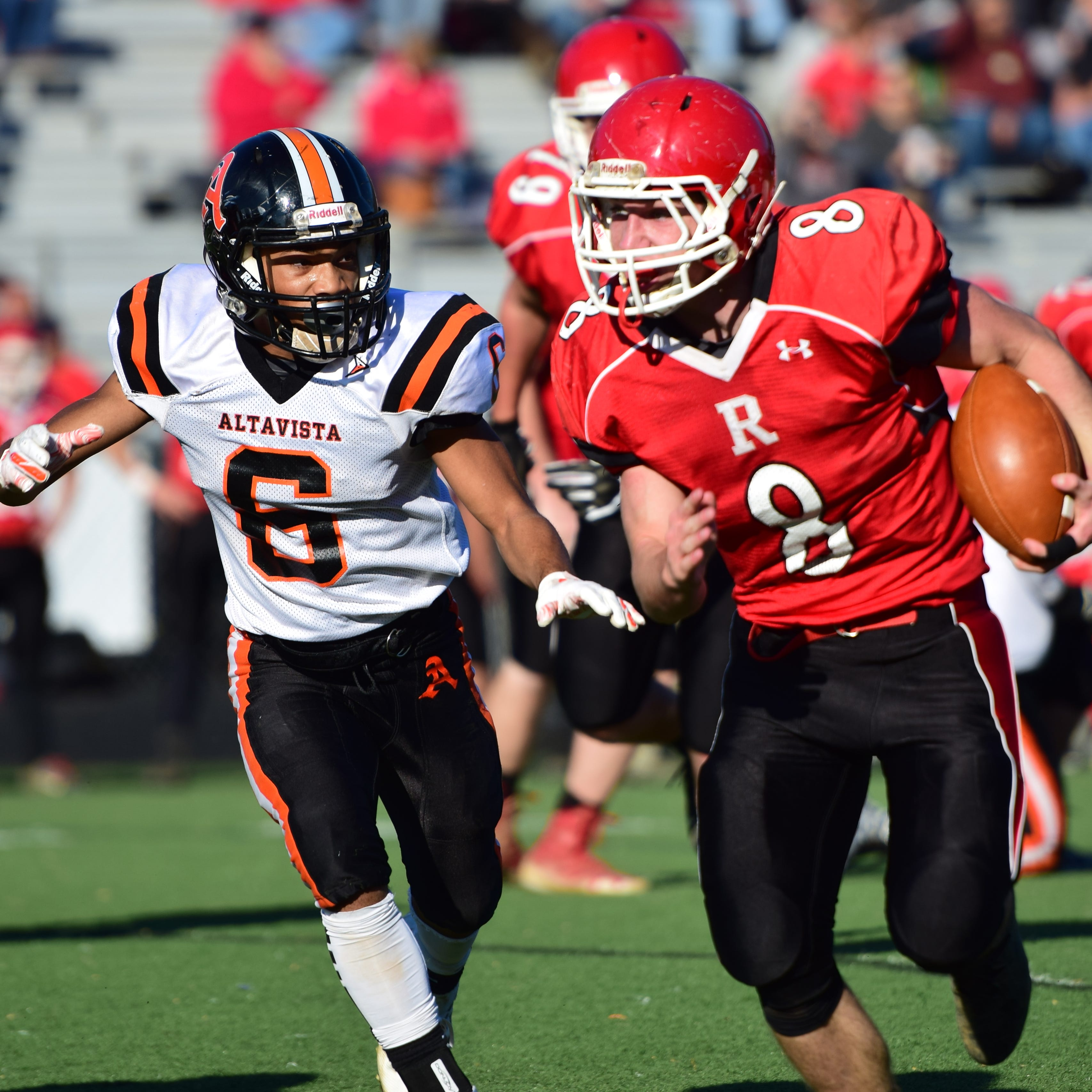Riverheads knocks off the rust, rolls over Altavista into region final