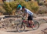 Snake Hollow is the largest municipal bike park in Utah.