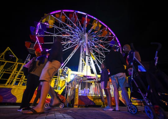 The 32nd Jensen Beach Pineapple Festival is 6-11 p.m. Friday, 10 a.m. to 11 p.m. Saturday and 10 a.m. to 6 p.m. Sunday in downtown Jensen Beach.