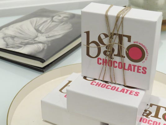 Beato Chocolates Display