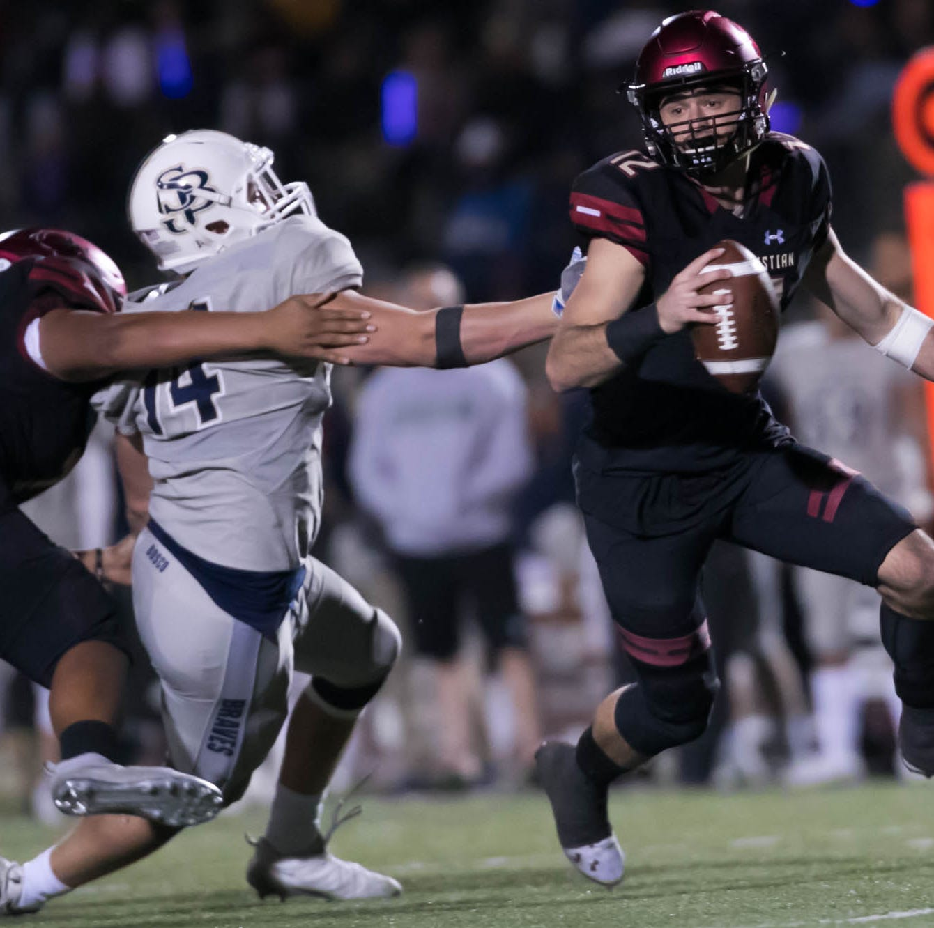 Oaks Christian overwhelmed by national powerhouse St. John Bosco in Division 1 semifinals