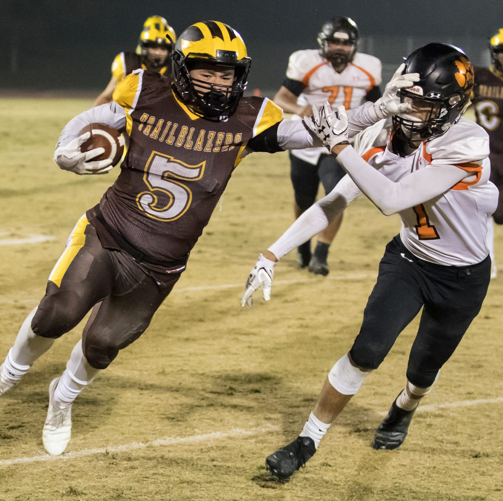 Did Golden West advance to championship game for second year in a row?