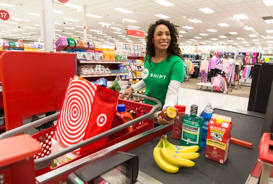 Target has recently acquired Shipt, a same-day delivery company. With the Shipt membership, which costs $99 a year or $14 a month, most of Target shoppers in the Lower Hudson Valley now can purchase items online or via the Shipt app and schedule the same-day delivery.
