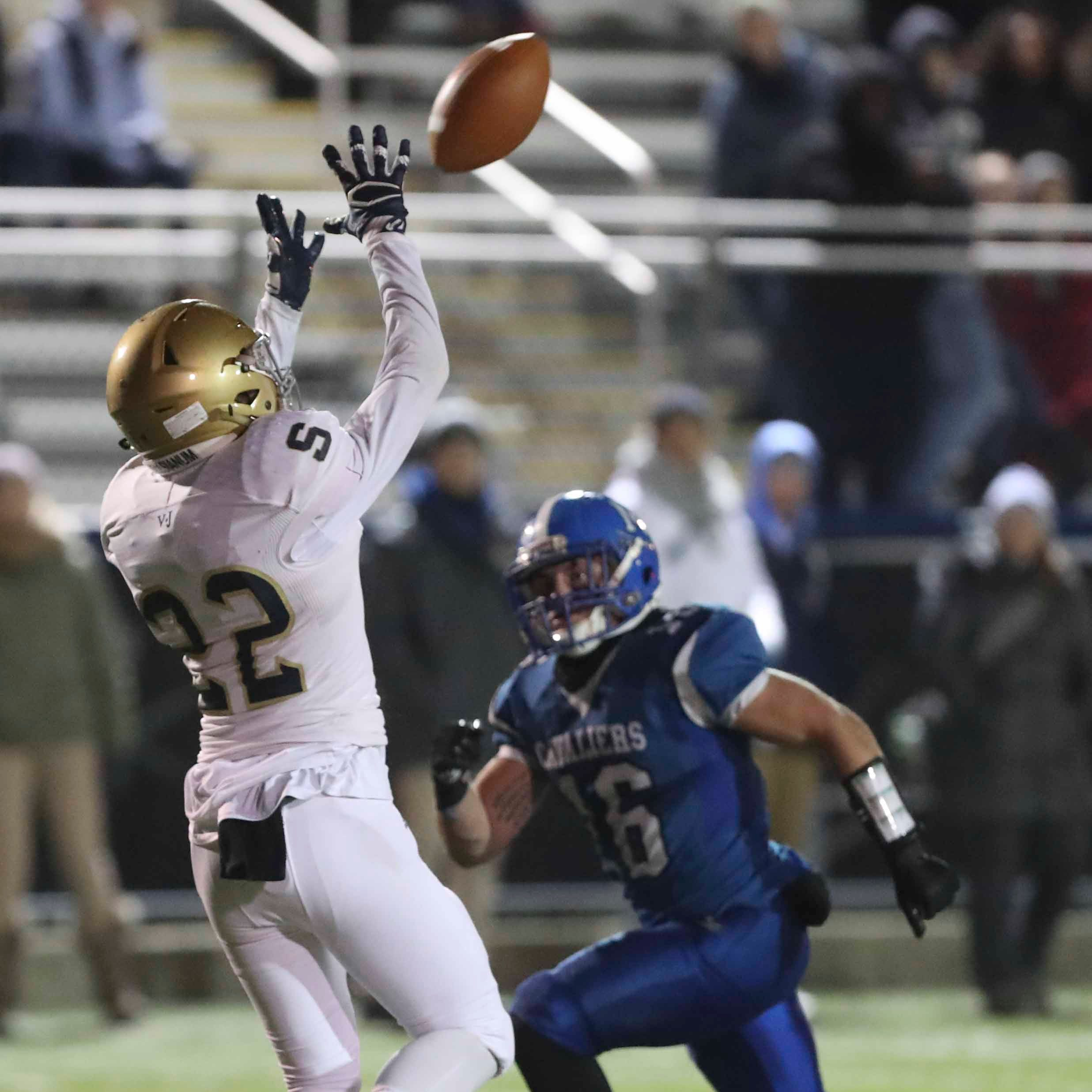 Salesianum surge stuns Middletown in Division I semifinal