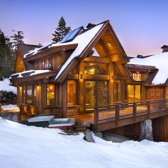 Winter wonderland: Scenic, snowy vacation rentals from HomeAway