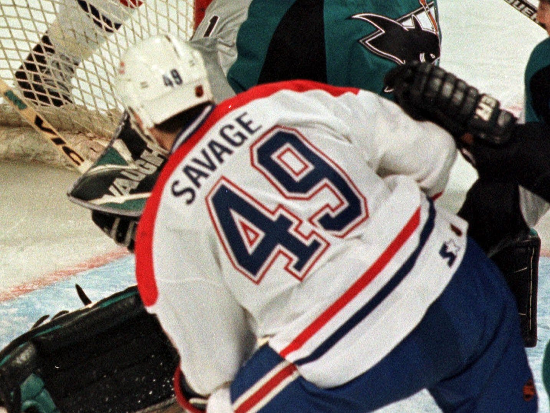 49. Brian Savage (1993-2006)