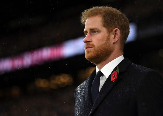 Britain's Prince Harry is urging people to get tested for HIV.