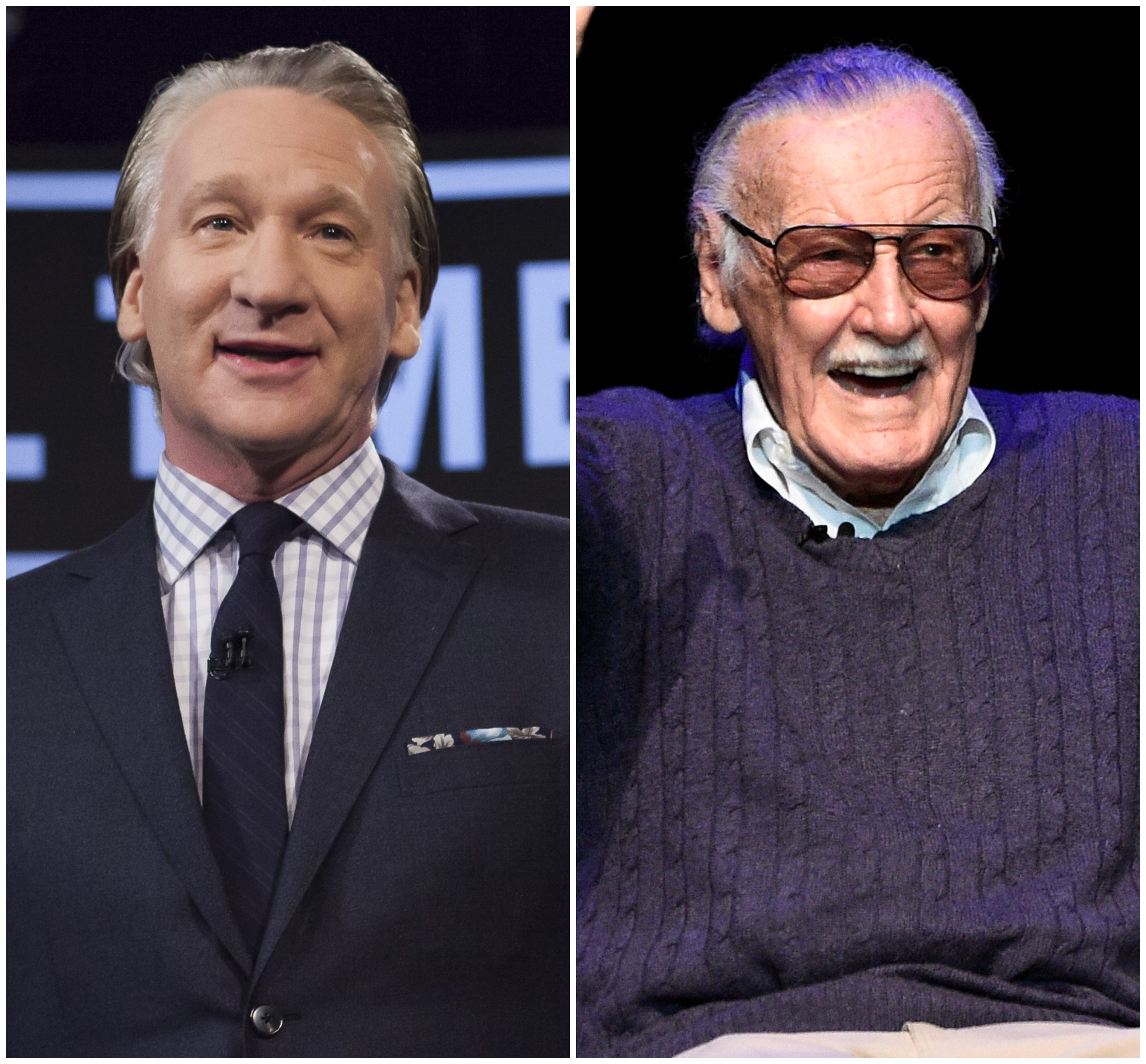 Bill Maher blasts comic book lovers again: 'I'm not glad Stan Lee is dead, I'm sad you're alive'
