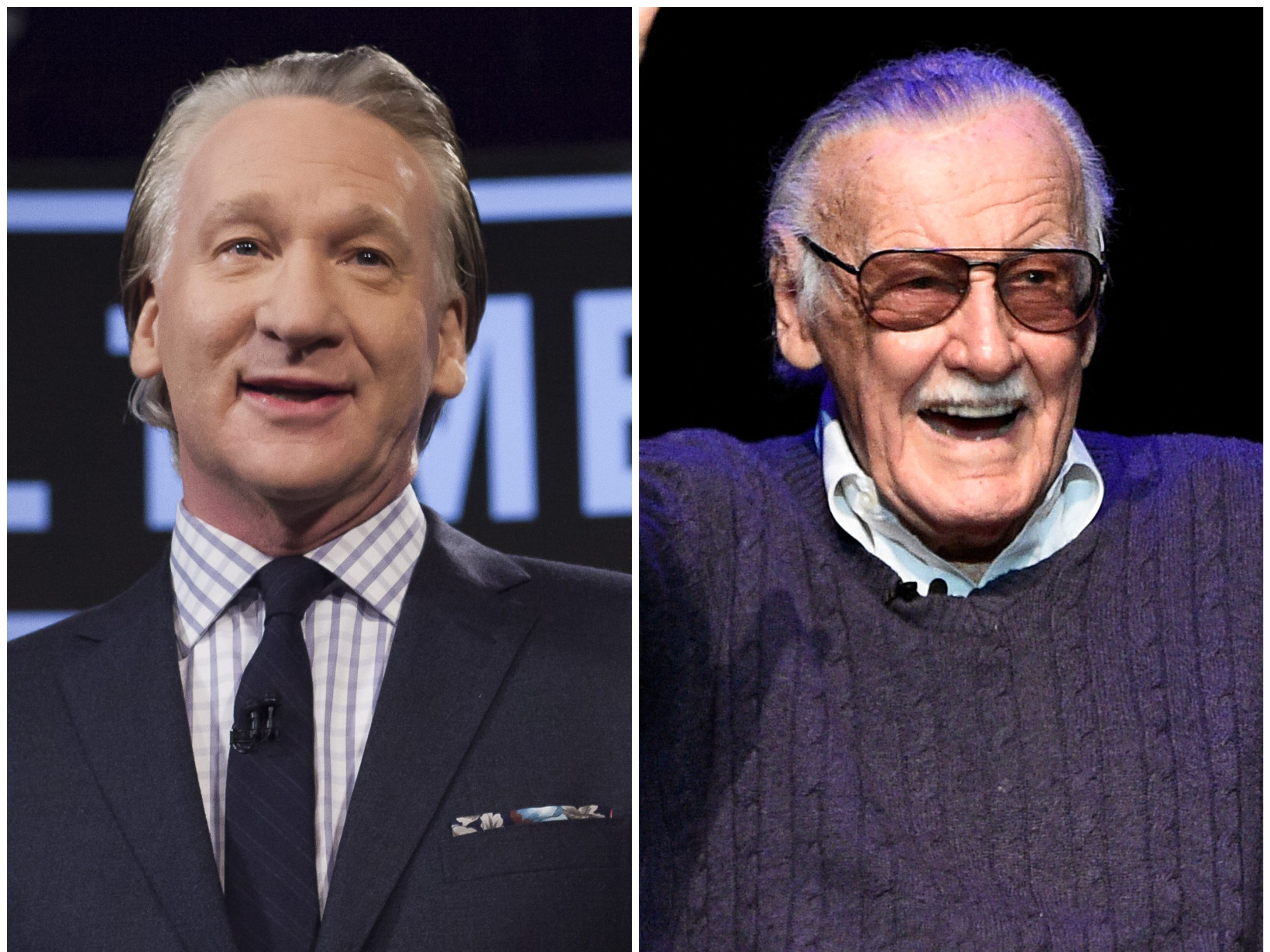 Bill Maher slammed for disrespecting Stan Lee, questioning the importance of comic books