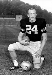 Pete Dawkins at Army, circa 1958