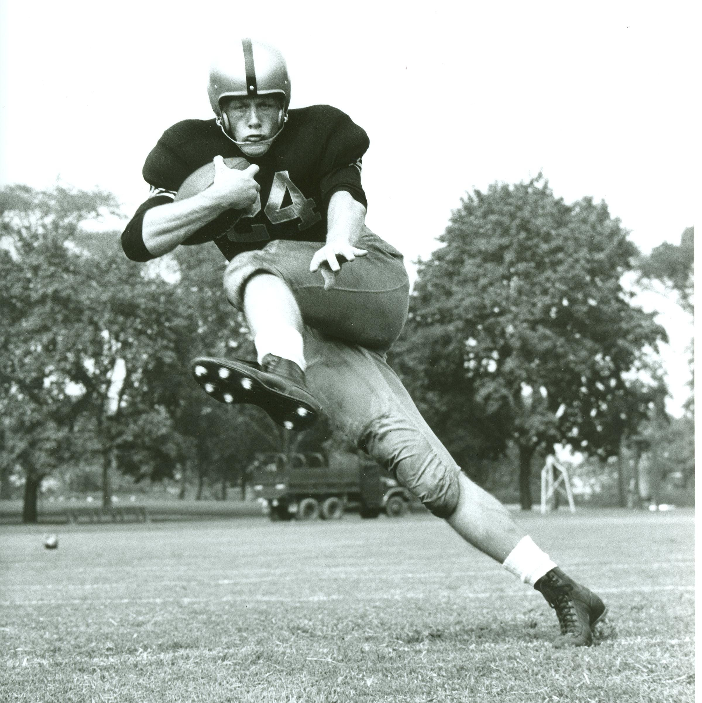 A Heisman Trophy, 60 years later: Pete Dawkins looks back at Army's magic autumn of 1958