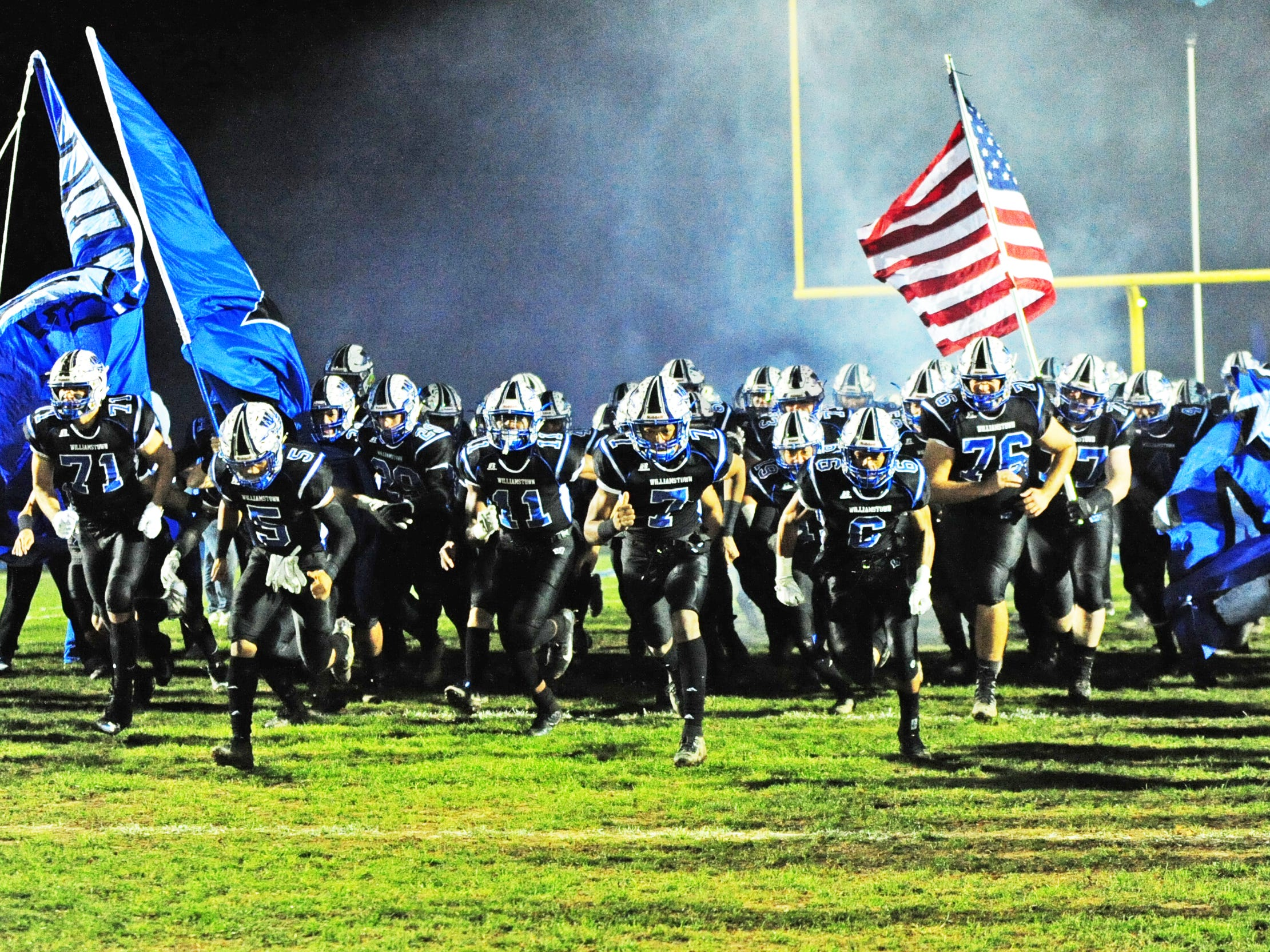 H.S. football: No smoke screen here, Williamstown is clear-cut champ