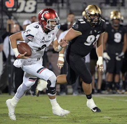 Takeaways from Cincinnati Bearcats' 35-13 loss at UCF