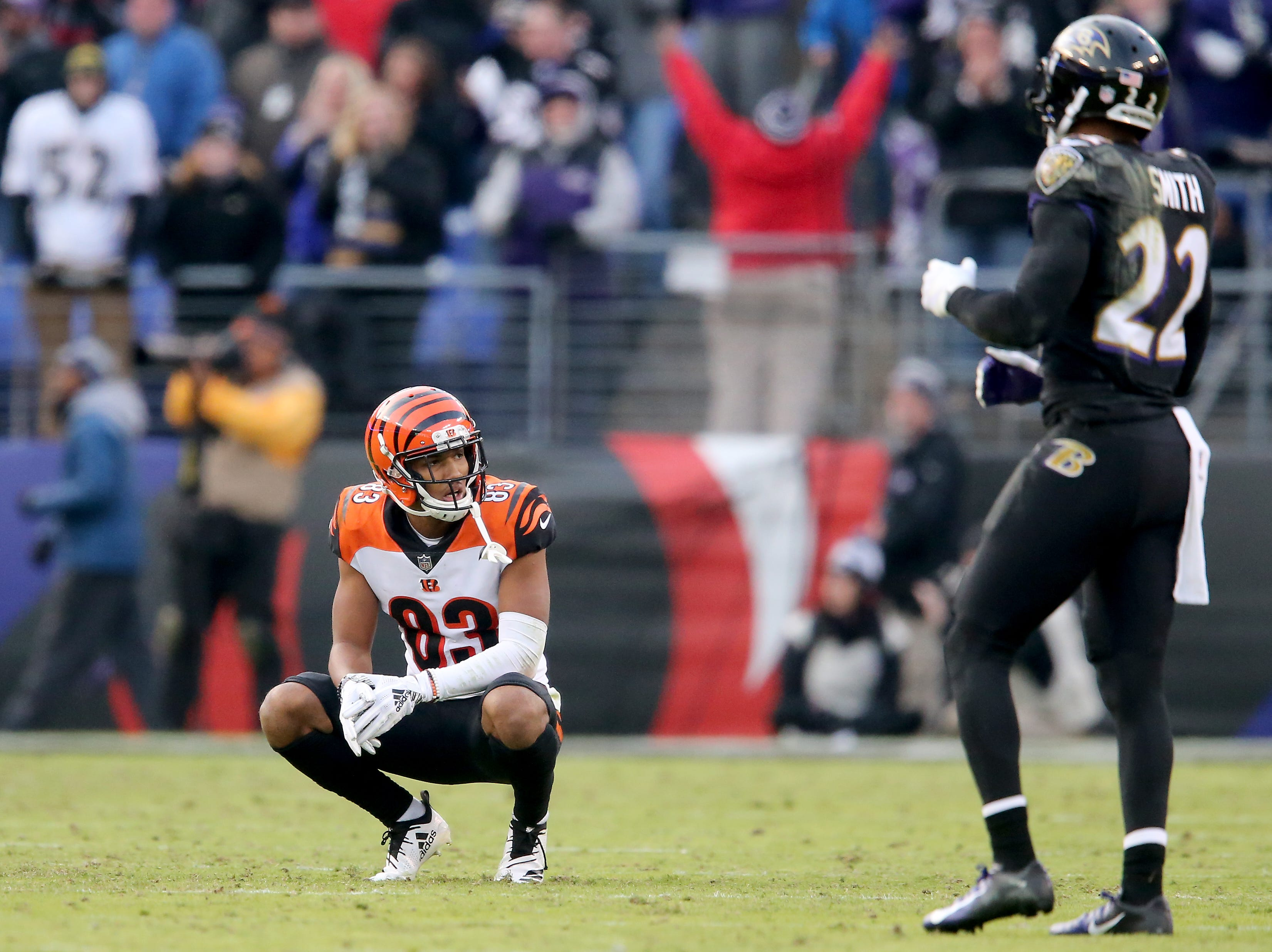 Analysis: Without A.J. Green, there's not enough for Cincinnati Bengals to overcome defense