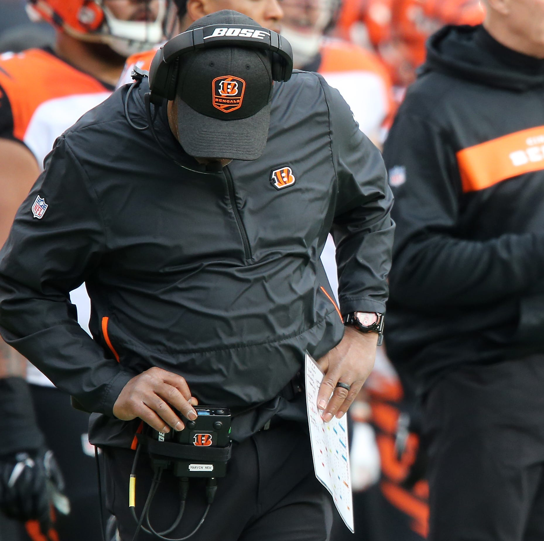 Cincinnati Bengals defense somehow encouraged by Baltimore Ravens loss
