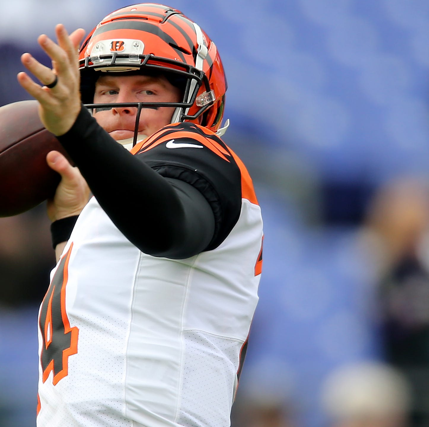 Bengals live updates: Ravens lead 24-21 in fourth quarter