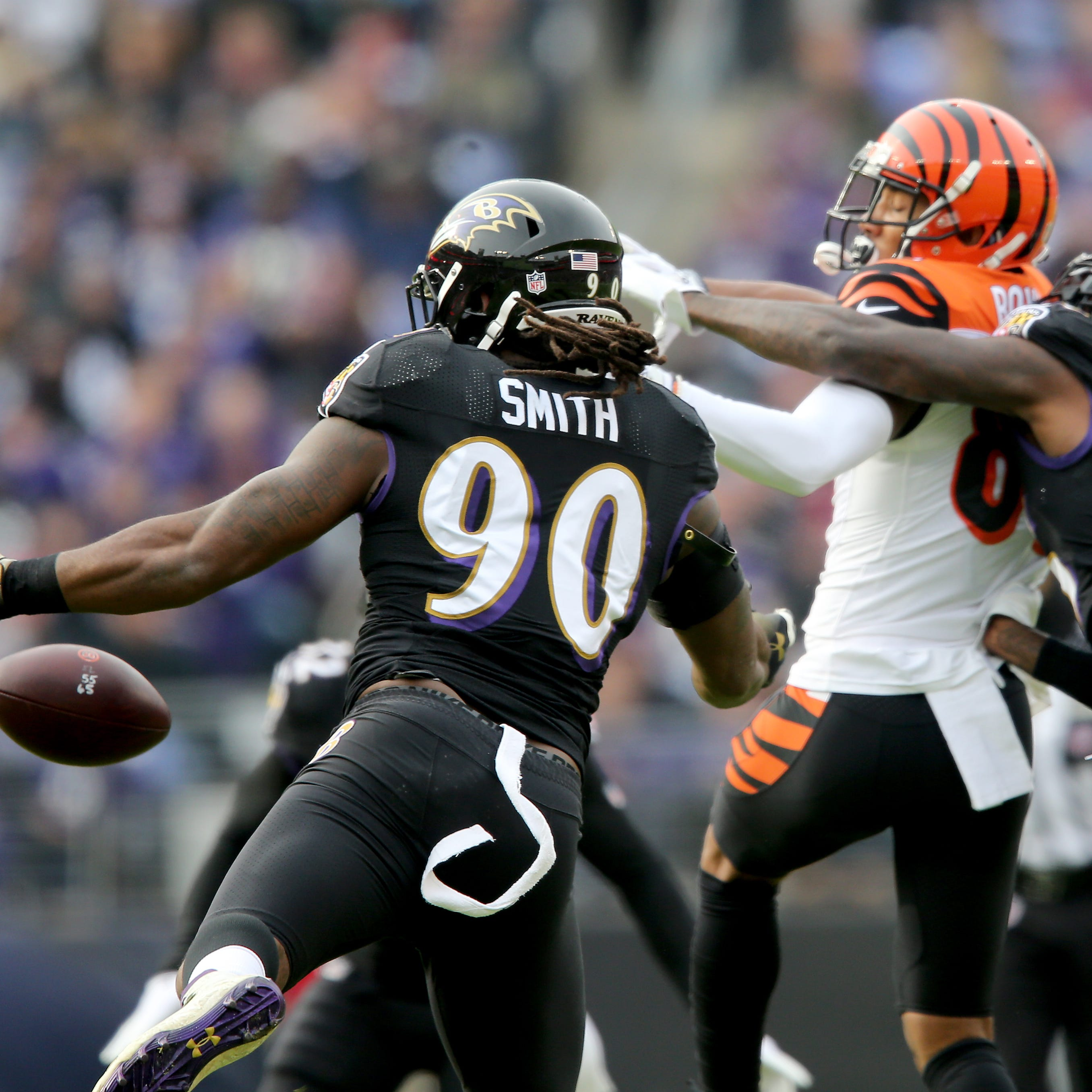 Final: Ravens beat Bengals 24-21 in Lamar Jackson's debut
