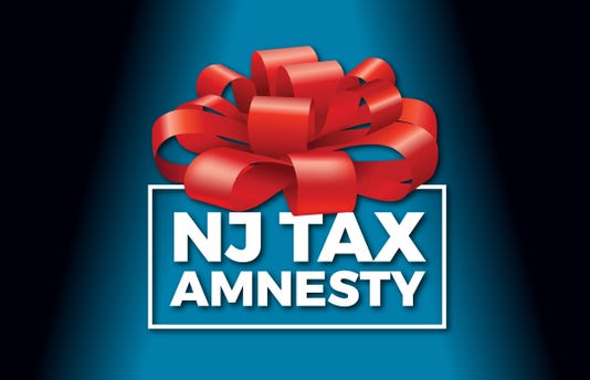 New Jersey launches Tax Amnesty program PHOTO CAPTION