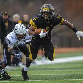 Piscataway's Jackson is Home News Tribune Offensive Football Player of the Year